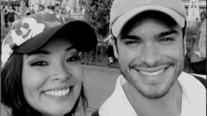 Carol Nakamura: 'Tenho lembran�as maravilhosas do Sidney'