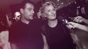 Esposa diz que Frisoni e Ana Maria Braga 's�o amigos'