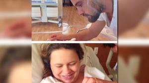 Nasce a filha do ator Rafael Cardoso