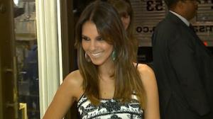 Mariana Rios diz que corpo come�ou a 'cobrar' com a idade