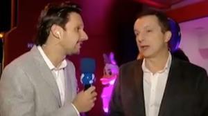 Celso Russomanno comenta choro de Hickmann: 'Fiquei de m�os atadas'