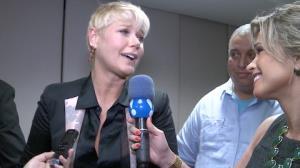 Xuxa descarta retorno de programa infantil: 'Nunca mais'