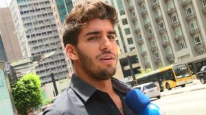Candidato fala sobre pol�mica no Mister Mundo SP