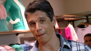 M�rcio Garcia revela que j� beijou f�s na boca