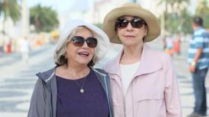 Fernanda Montenegro e Nathalia Timberg come�am a gravar novela
