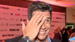 M�rcio Garcia nega uso de botox e tintura de cabelo: 'T� cheio de rugas'