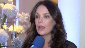 Carolina Ferraz vive 'dilema' para escolher nome da filha