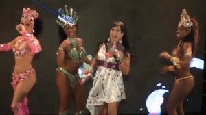 RedeTV! faz 'esquenta' para os Bastidores do Carnaval