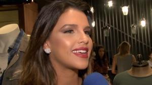Mariana Rios faz mist�rio sobre casamento: 'Sem press�o'