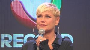 Xuxa � recebida com 'tapete vermelho' em nova emissora
