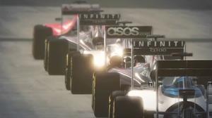 Game 'F1 2014' divulga primeiras imagens