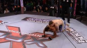 Waylon Lowe disputa cintur�o ap�s luta pol�mica com 'Babu�no'