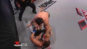 Jaime Warner massacra Drew Ficket em 40 segundos de luta