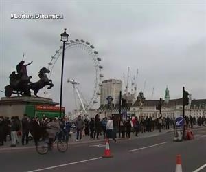 Homem de 75 anos morre vítima de ataque terrorista em Londres