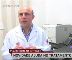 Site ajuda no tratamento contra o câncer