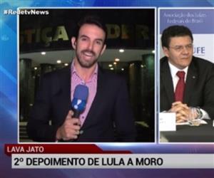 Lula se prepara para depoimento a Moro nesta quarta (13)