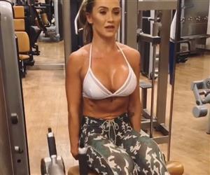 Musa fitness Gabriela Correa diz que