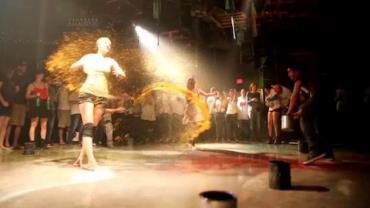 Atração em Orlando taz apresentações de dança, música e arte