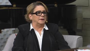 Fafy Siqueira diz que chegada dos 60 anos a deixou mal