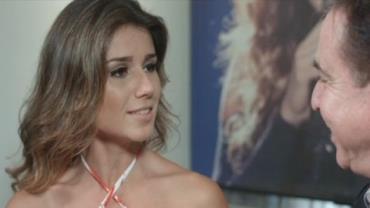 """Paula Fernandes diz que deu 1º beijo aos 20: """"Sou uma menina de família"""""""