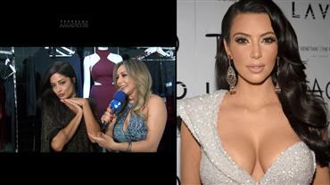 Aline Riscado fala sobre comparação com Kim Kardashian