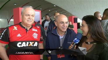 Universidade Brasil e Flamengo firmam parceria