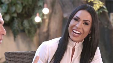 """Gracyanne Barbosa: """"Belo ama minha bunda, mas não gosta muito de usufruir"""""""