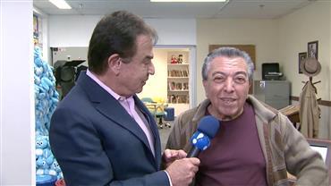 """Mauricio de Sousa: """"Não acredito em disco voador, mas estou cansado de ver"""""""