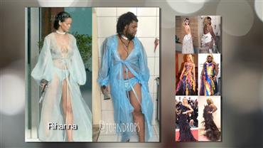 Instagrammer vira sucesso ao imitar looks de famosas na web