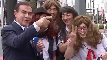 Amaury Jr. mostra mais uma parte da série de reportagens no Japão