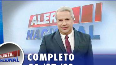 Alerta Nacional (01/07/20) | Completo