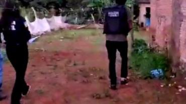 Homem é preso após abusar da filha deficiente auditiva em Goiânia