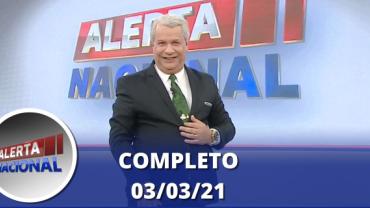 Alerta Nacional (03/03/21)   Completo