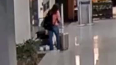PF prende mulher 'especializada' em furtar malas em aeroporto de BH