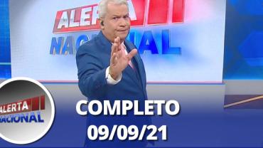 Alerta Nacional (09/09/21) | Completo