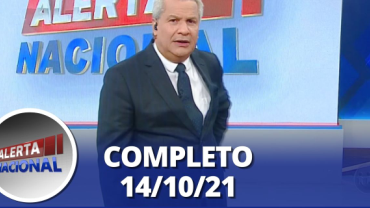 Alerta Nacional (14/10/21) | Completo