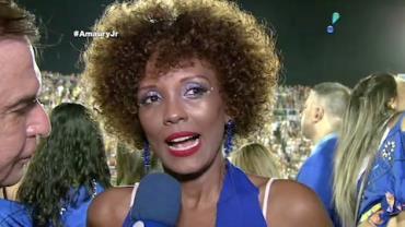 'Infelizmente a gente ainda fala disso', diz Isabel Fillardis sobre racismo