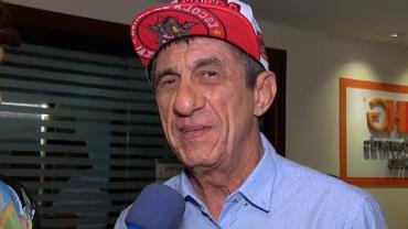 Fagner fala de estreia no Carnaval de SP em carro da Dragões da Real