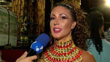 """Luisa Langer garante que foi amante de Luan Santana: """"Ele é um sonho"""""""