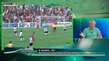"Juarez Soares: ""Grande mérito de Carille é a defesa arrumada"""