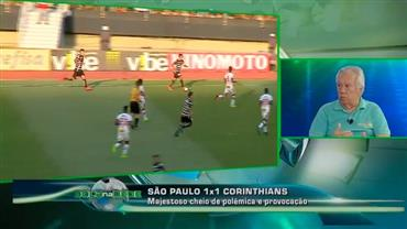 """Juarez Soares sobre defesa do São Paulo: """"Falhou de novo"""""""