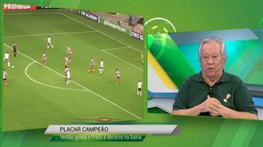 """Juarez Soares: """"Na virada de turno, Palmeiras já vai estar no topo"""""""