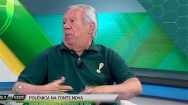"""Juarez Soares questiona elenco do Palmeiras: """"Se lambuzou de contratar"""""""