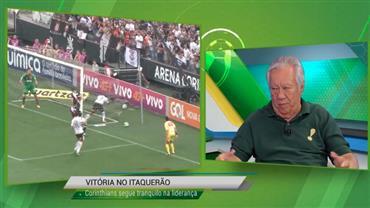 """Juarez Soares defende Jô: """"Não meteu a mão na bola, apenas se jogou"""""""