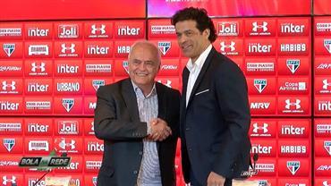 """Juarez Soares: """"Leco usou Lugano e Rogério Ceni e agora está usando Raí"""""""