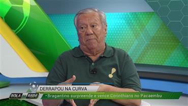 """""""Cássio já viveu melhor fase"""", afirma Juarez Soares"""
