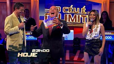 """""""O Céu é o Limite"""" recebe Olivier Anquier e Lexa"""
