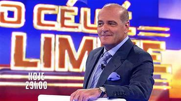 Marcelo de Carvalho recebe João Kléber e Gabi Martins em O Céu É O Limite