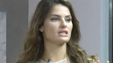 """Isabeli Fontana avalia modelos da casa do """"Conexão Models"""""""