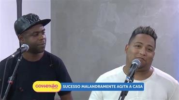 """MCs Nandinho e Nego Bam intitulam """"Malandramente"""" como música feminista"""